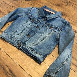 Genuine kids toddler Girls jean jacket 5T (534)